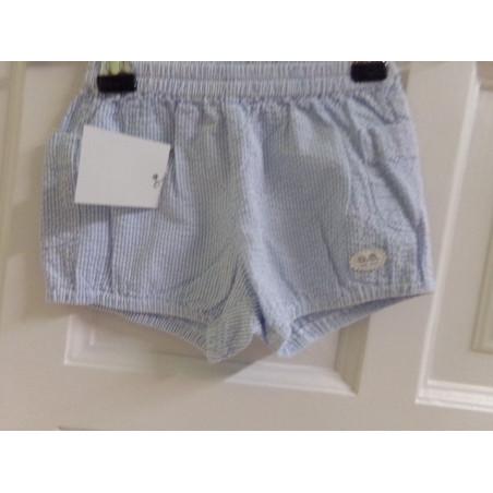 Pantaloncito corto jose varón 3 meses