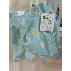 Pantalón con gorrito talla 1-2 meses. Segunda mano