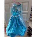 Disfraz Frozen con complemetos. Talla 3-4 años. Segunda mano
