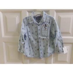 Camisa 2-3 Zara