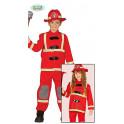 Disfraz bombero 3-4 años