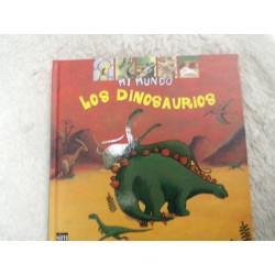 Mi mundo. Los dinosaurios. Segunda mano