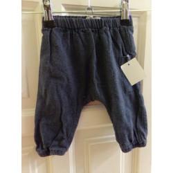 Pantalon de chandal talla 3-6 meses. Zara. Segunda mano