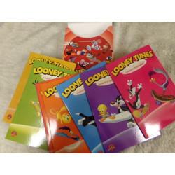 10 DVD Loney Tunnes. Segunda mano
