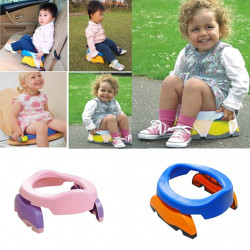 Travel Potty asiento plegable wc