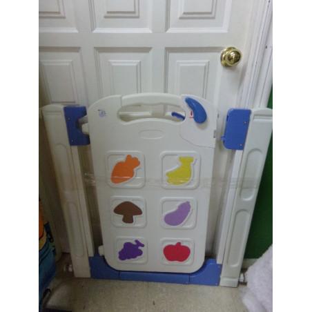 Puerta seguridad Plastymir PVC