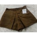 Pantalon corto invierno 5-6 años