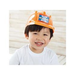 Casco de patrulla de rescate para niños y niñas