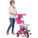 Triciclo evolutivo Smoby rosa segunda mano