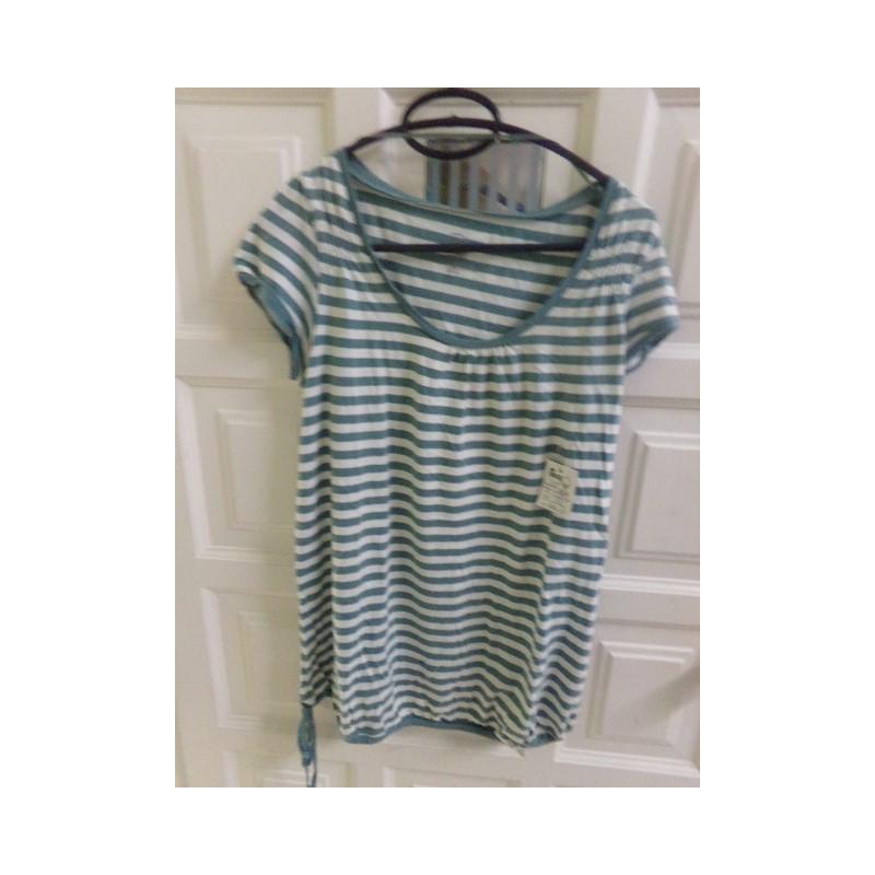 Camiseta rayas premama talla 38-40