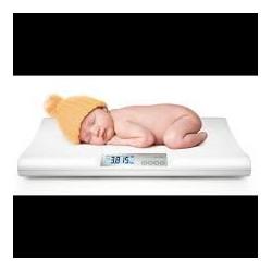 Báscula digital de bebe. Nuvita. Segunda mano