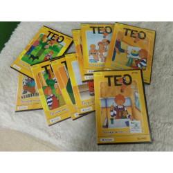 10  DVD Teo. Segunda mano