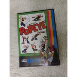 DVD Popeye. Segunda mano