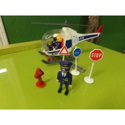 Helicptero Playmobil