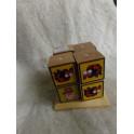 juego puzzle aplilable madera