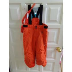 Pantalon Ski rojo talla 4 años. Segunda mano