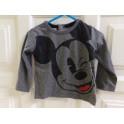 Camiseta Mickey talla 9 meses. Segunda mano