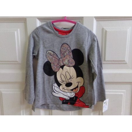 Camiseta Minnie talla 3-4 años. Segunda mano