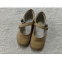 Zapato camel N 26. Segunda mano