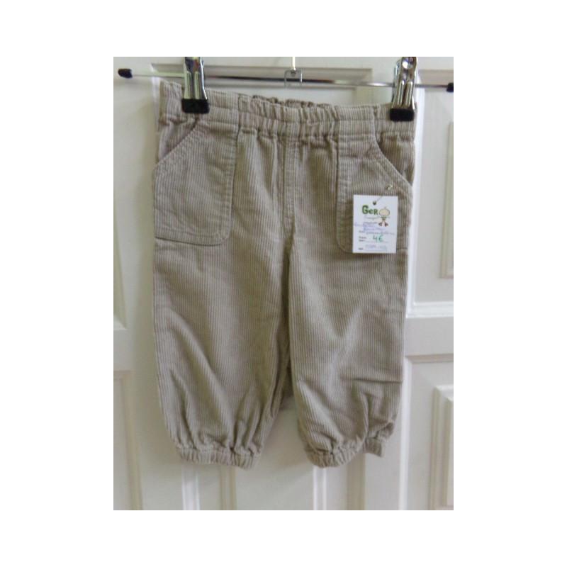 Pantalon benetton 6-9 meses
