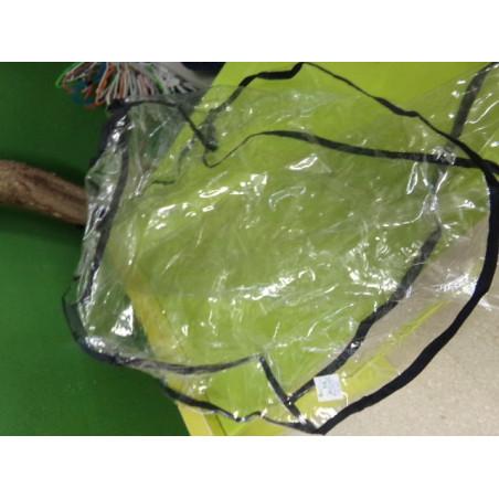 Plastico de lluvia para silla. Segunda mano