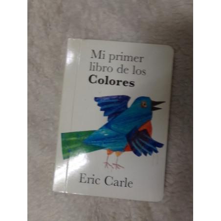 Mi primer libro de los colores