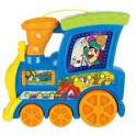 Tren divertido musical. Sin uso