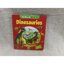 Mi libro de colores dinosaurios