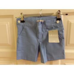 Pantalon corto La Ormiga talla 3 años. A estrenar