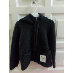 Cahqueta de lana talla 24-36 meses. Segunda mano