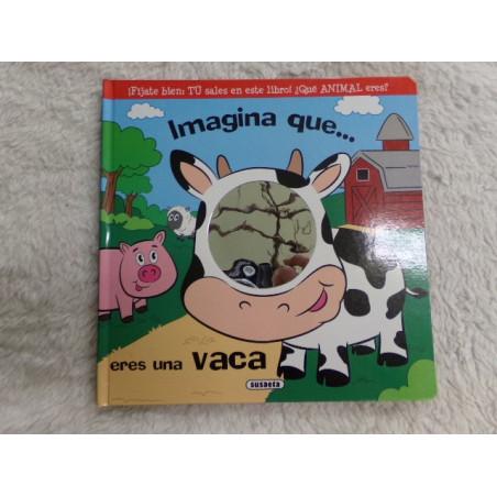 Imagina que eres una vaca. Segunda mano