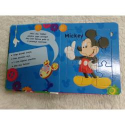 Mi libro puzzle. Segunda mano