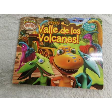 Valle de los volcanes. Segunda mano