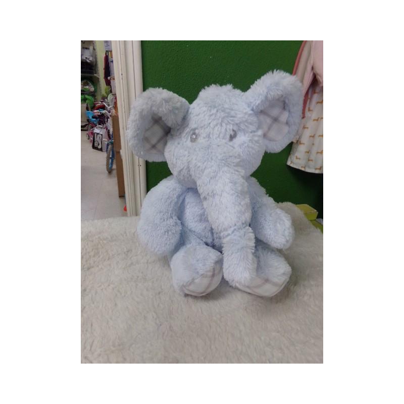 Peluche elefante 26 cm. Segunda mano
