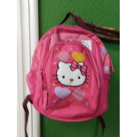 Mochila Hello Kitty 25 cm. Segunda mano