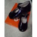 zapato charol T22