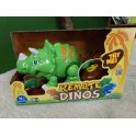 Remote dinos Triceratops a estrenar