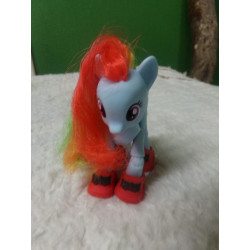 Pony arcoiris. Segunda mano