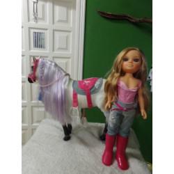 Nancy equitación