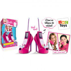 Telefono intercom barbie