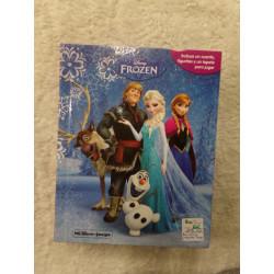 Mi libro juguete Frozen....