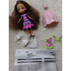 Muñeca Bratz Kidz Dress up....