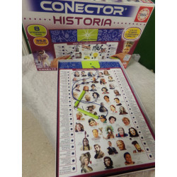 Conector Historia. Educa....