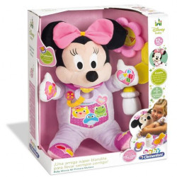 Baby Minnie interactivo....
