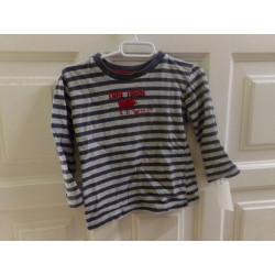 Camiseta Zara 6-9 meses....