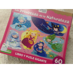 Puzle Las princesas de la...