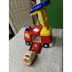 Camión de bomberos TUT TUT....