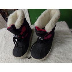 Bota de nieve T26