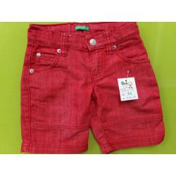 Pantalón corto Benetton 5 años