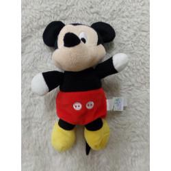 Peluche Mickey 23 cm....